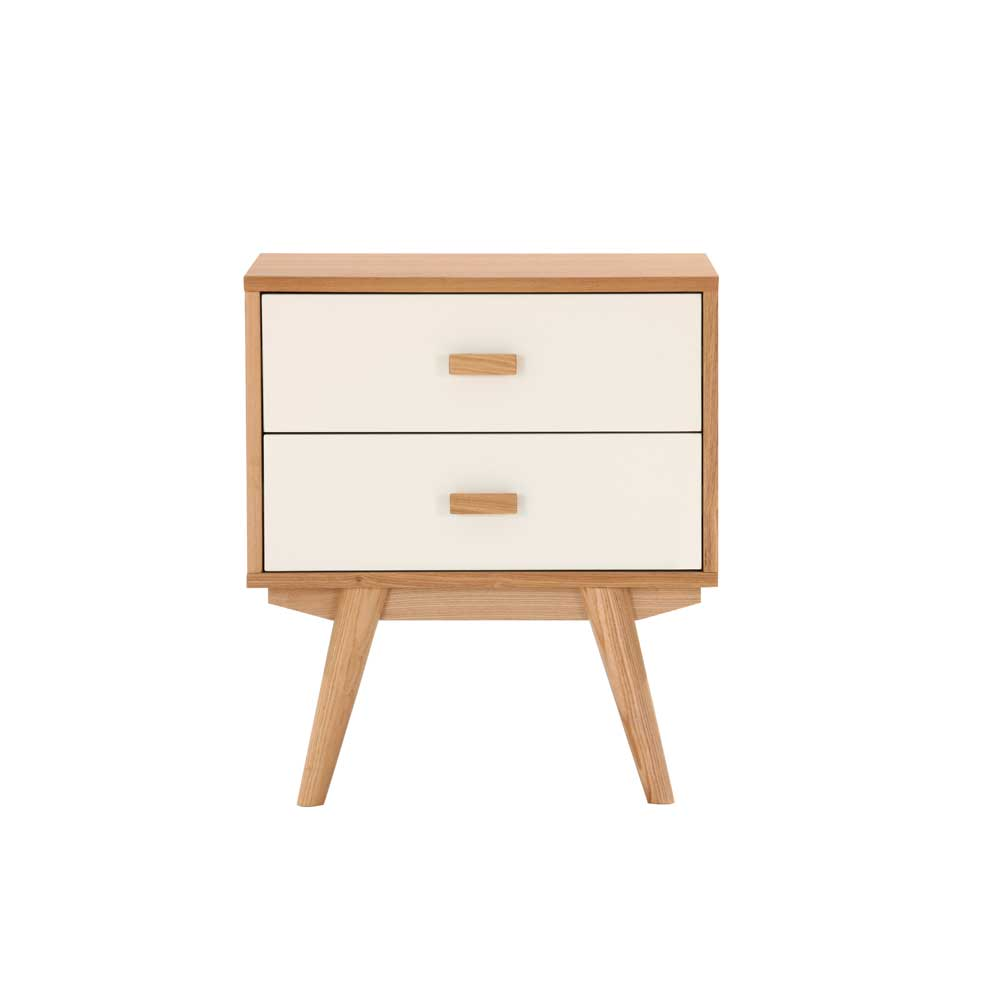 Balmoral Bedside Table w/ 2 Draw <b>$270</b>
