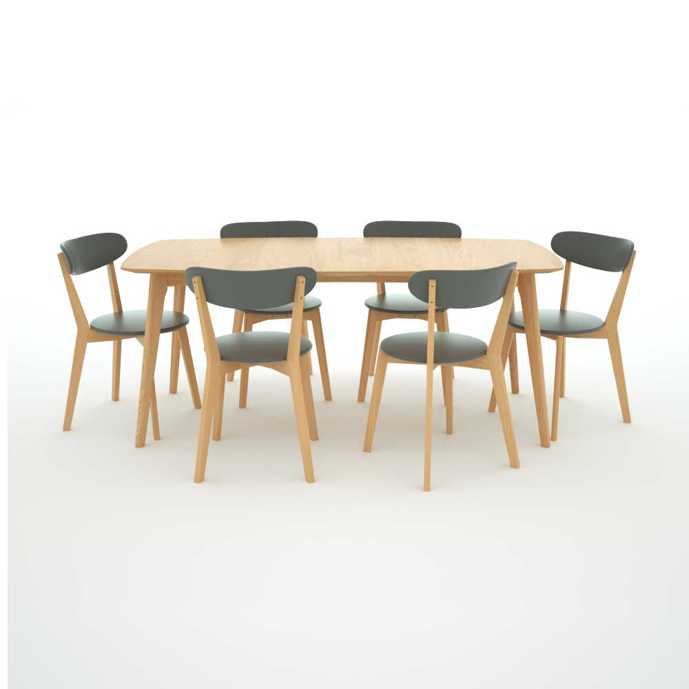 Clayfield Dining Table (L) <b>$599</b> (M) <b> $475 </b>